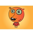 cute cartoon character vector image vector image
