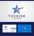 travel somalia flag creative star logo