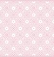 openwork pattern vector image vector image