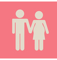 couple design vector image