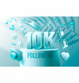 thank you followers peoples 10k online social