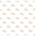 finance chart pattern seamless vector image