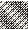 Halftone Gradient Mosaic Lattice Seamless vector image vector image