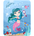 Mermaid vector | Price: 5 Credits (USD $5)