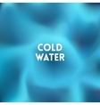 square blurred background - sky water sea colors vector image vector image