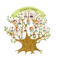 Family Tree Concept vector image