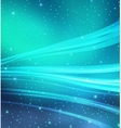 Abstract Galaxy vector image