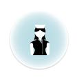 Nurse women icon vector image