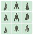raketa varijante2 vector image