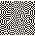striped seamless geometric pattern digital vector image vector image