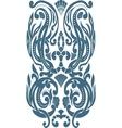 Corner Art Deco style vector image vector image