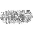 what can volumepills do for me text word cloud vector image vector image