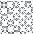 decorative elegant classic heraldry seamless vector image vector image
