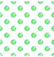 Radar pattern cartoon style vector image vector image