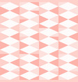 abstract seamless geometric pattern template vector image vector image