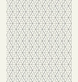 seamless geometric grid pattern vector image