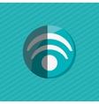 Wifi design vector image vector image