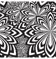 Abatract seamless pattern vector image