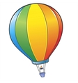 Cartoon Balloon vector image