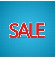 Sale simbol vector image vector image