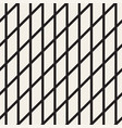 zigzag lines geometric seamless pattern vector image vector image