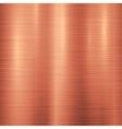 Bronze Metal Technology Background vector image vector image
