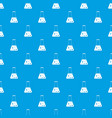 chemical flask pattern seamless blue vector image vector image