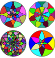 mosaic25052015 15 vector image vector image