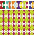 Scottish pattern vector image