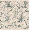 seamless pattern beautiful monochrome vintage