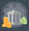 Money related icons