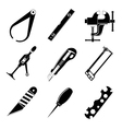 tool vector image vector image