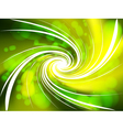 Abstract colorful swirl background vector image vector image