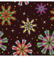 geometric seamless vector image vector image
