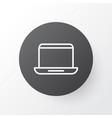 laptop icon symbol premium quality isolated vector image vector image
