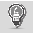environment and factory isolated icon design vector image