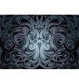 Mystical backdrop ornament vector image vector image