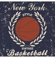 New york Brooklyn vector image vector image