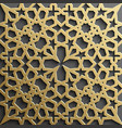background with gold seamless pattern on black