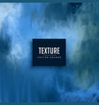 blue grunge texture background in dirty style vector image vector image