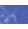 Distress Blue Texture vector image vector image
