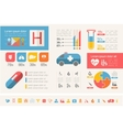 Emergency Infographic Template vector image