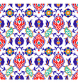 Floral Islamic pattern small vector image vector image