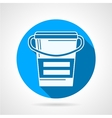 Meal replacement flat icon vector image