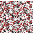 Doodle seamless pencil scribble pattern-model for vector image