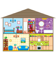 House vector | Price: 3 Credits (USD $3)
