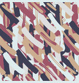 abstract seamless pattern for girls boys clothes vector image