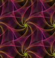 Seamless abstract fractal pattern background vector image vector image