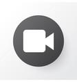 video icon symbol premium quality isolated vector image vector image