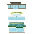 Storefront vector image